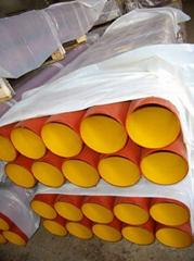 EN877 Socketless cast iron pipes