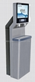 多功能超薄立式不锈钢直饮机(带