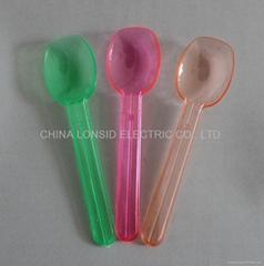 塑料冰淇淋匙