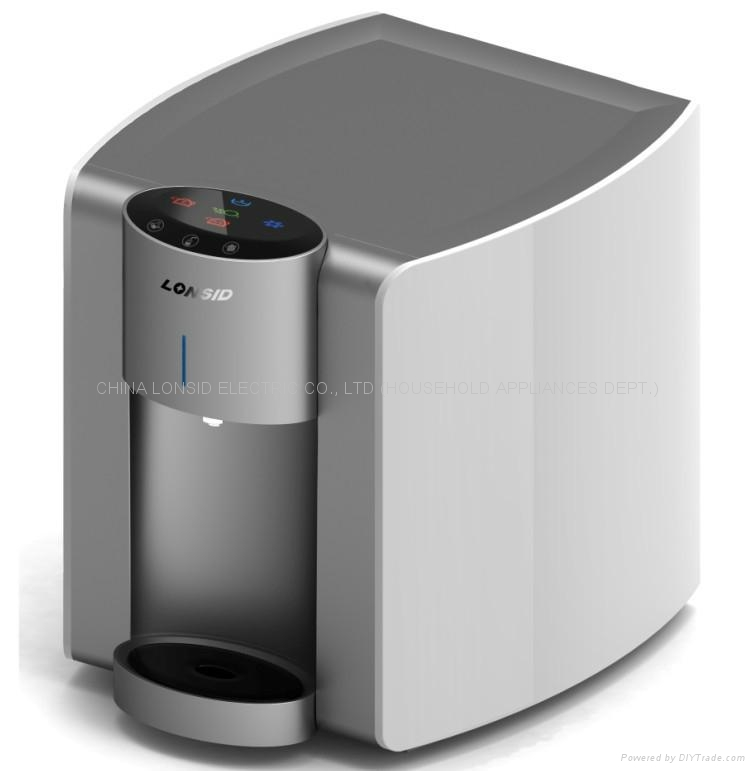 智能型多功能台式直饮水机 4