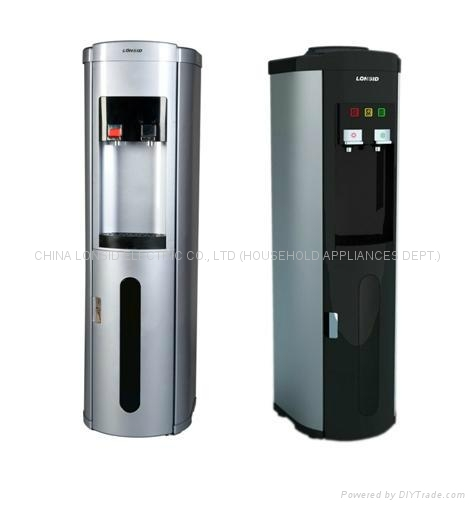 Standing Instalation Coated Housing Hot and Cold P O U  Water Dispenser 3