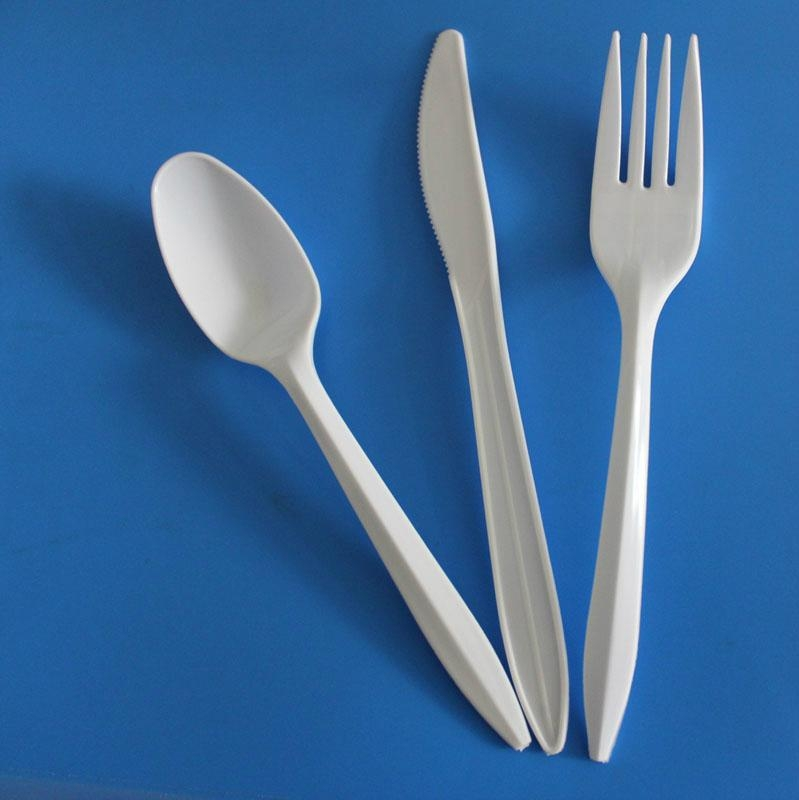 Light weight PS tablespoon, fork, knives and teaspoons