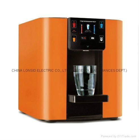 臺式冷熱型迷你吧智能型飲水機 2