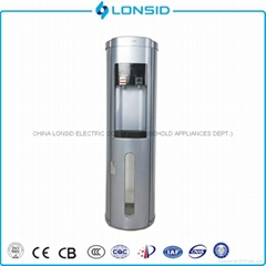 Standing Instalation Coated Housing Hot and Cold P.O.U Water Dispenser