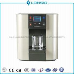 New Design, reboiling function, Hot&Cold TFT Display P.O.U.Mini  Water Dispenser