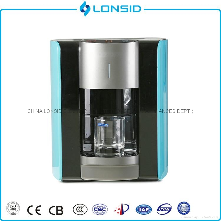 智能型多功能台式直饮水机 1