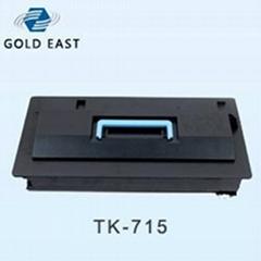 kyocera TK-715 black copier toner cartridge for kyocera KM3050/4050/5050