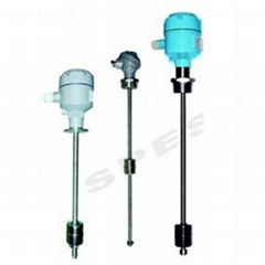 Plug-in Magnetic Float Level Transmitter