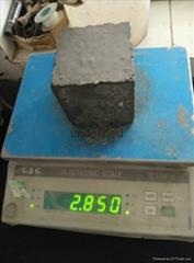 可泵送钢渣混凝土