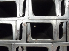 Hot Rolled Prime Mild Steel U Channel