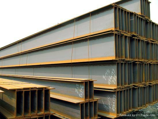 Hot Rolled H Beam Steel 5