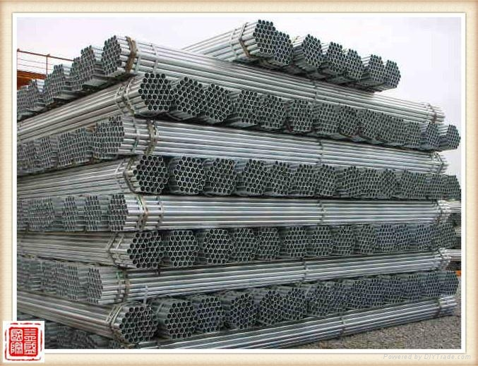 GI Pipe/Galvanized Steel Pipe 1