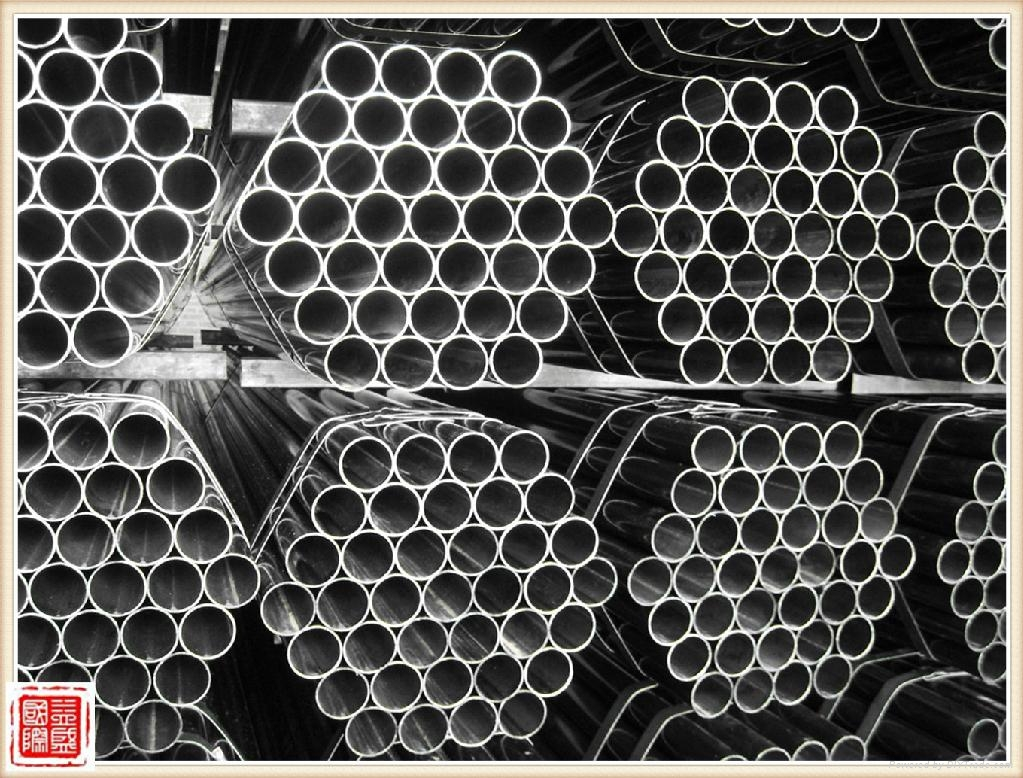 GI Pipe/Galvanized Steel Pipe 2