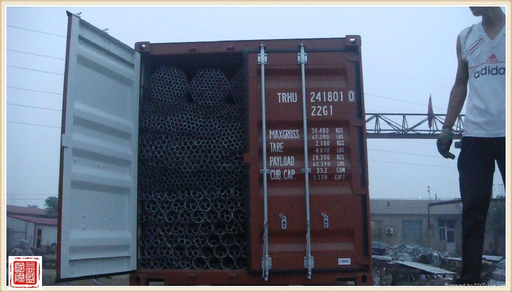 GI Pipe/Galvanized Steel Pipe 3