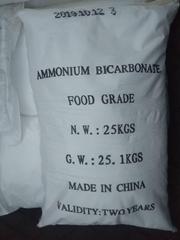 AMMONIUM BICARBONATE (Hot Product - 1*)