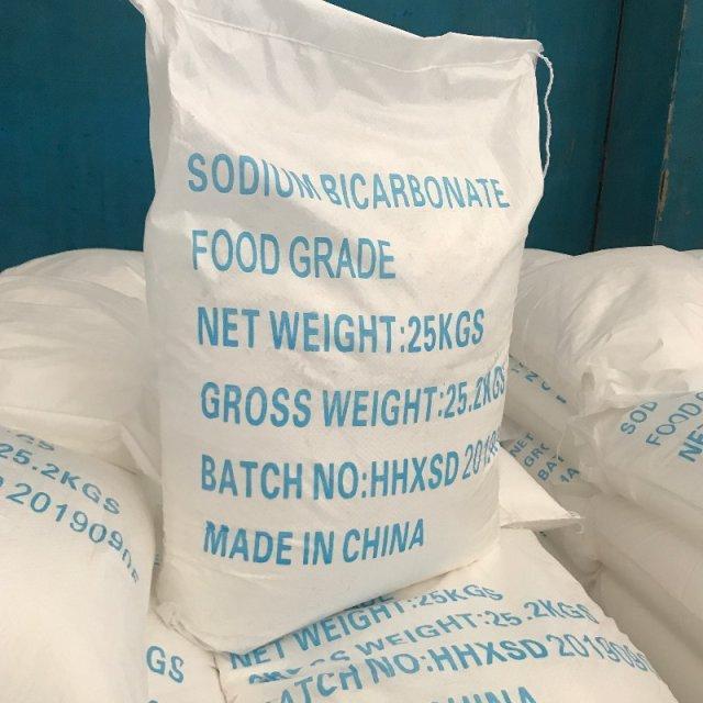 sodium bicarbonate food grade 2