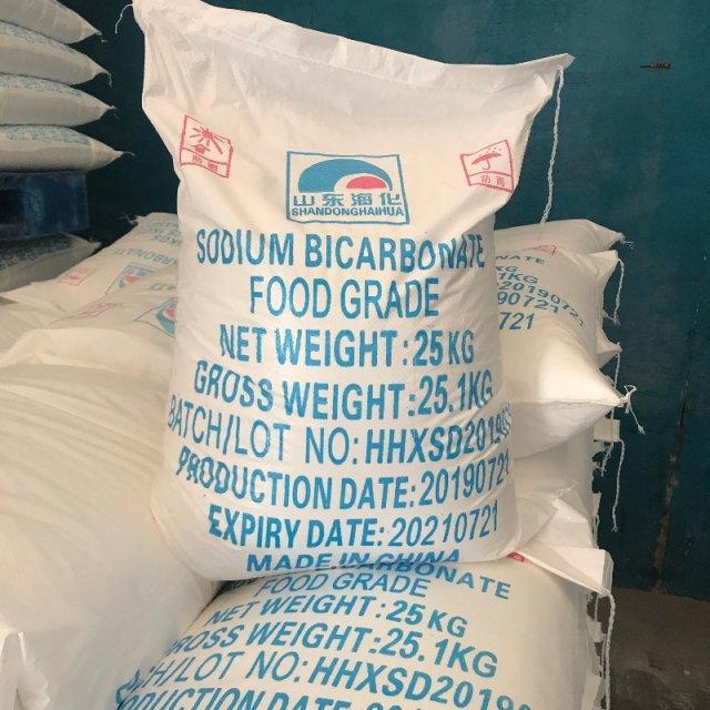 sodium bicarbonate food grade 3