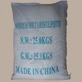 焦亞硫酸鈉 4