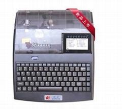TP86新款碩方線號印字機 可連接電腦