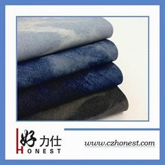 9oz Indigo T/C Denim Fabric with Low Price