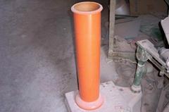 Epoxy Resin Glassfiber Wound Insulating Tubing