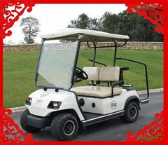 2014 best seller 2 seats club golf cart