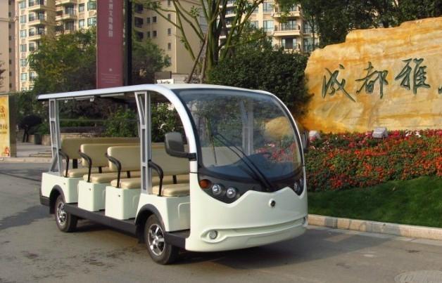 2014 Hot-selling 11 seats sightseeing cart 2