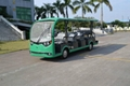 2014 Best-selling 14 seats new style sightseeing vehicle 3