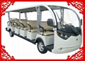 2014 High quality 17 seats sightseeing cart 1