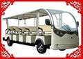2014 Hot-selling 20 seats sightseeing cart 1