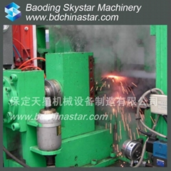 High Frequency Welded H Beam Production Line