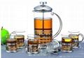 HGP-03-018 350ml coffee maker 4