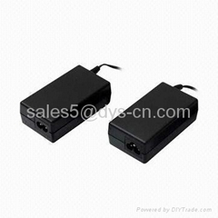 Slim 40w max desktop adapter with PSE CCC EAC  Brazil