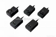 High quality 50w max wall plug adapter