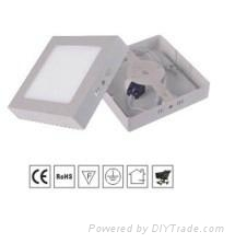LED 明装天花灯