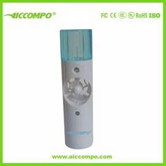 Very convenient fan humidifier,beauty sprayer