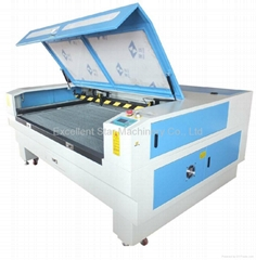 Clothing/Apparel/Garment Laser Cutting Machine with CAD Pattern Making