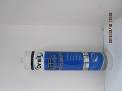 Acetic silicone sealant
