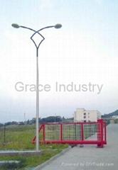 Aluminum Street Lighting Poles
