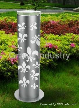 Aluminum Lighting Column 2