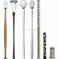 Cone Tapered Aluminum Poles