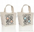 printing canvas shopper bag grocery bags