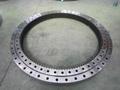 Large Diameter Slewing Bearings Cross Roller