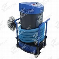亞欣旋風一號中央空調支風管清洗機器人