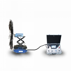 亚欣升降式重型风管清扫机器人Ⅱ