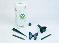 Hot sale solar butterfly  flying toy
