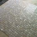 White Shell Mosaic Tile for Bathroom