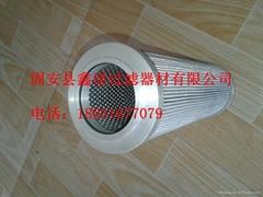 液壓油泵回油過濾器濾芯不鏽鋼濾網濾芯