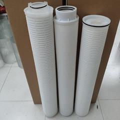 廊坊市大通量折疊保安過濾器濾芯大流量濾芯