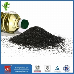 bamboo based granular activated carbon